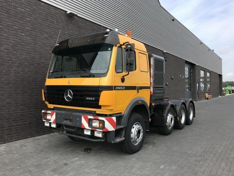 Mercedes Benz 3553 S 8x4 Heavy Duty Tractor 250t (10)