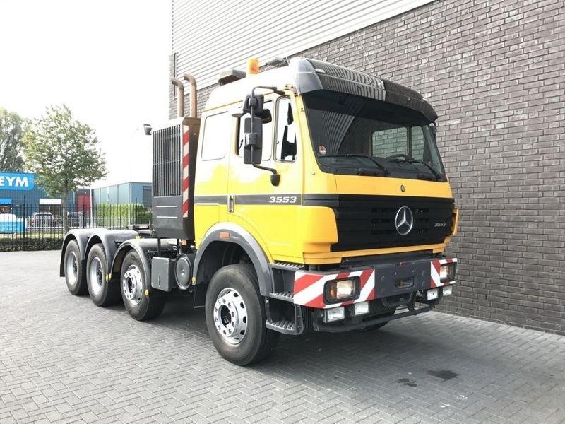 Mercedes Benz 3553 S 8x4 Heavy Duty Tractor 250t (4)