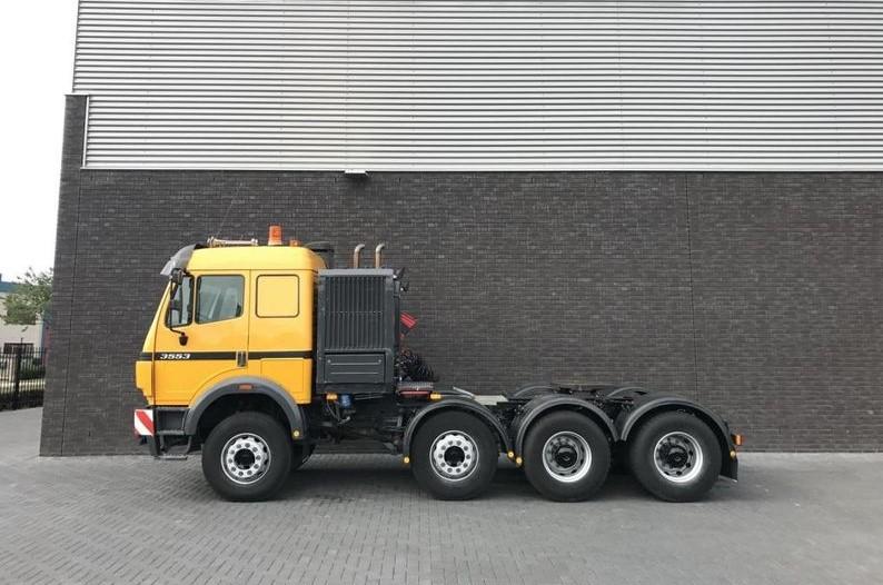 Mercedes Benz 3553 S 8x4 Heavy Duty Tractor 250t (8)