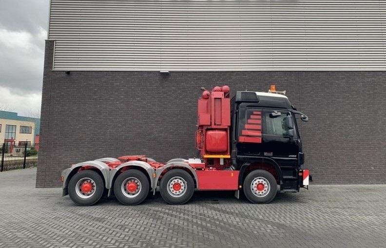 Mercedes Benz 4160 8x4 SLT Titan heavy Duty Tractor (4)