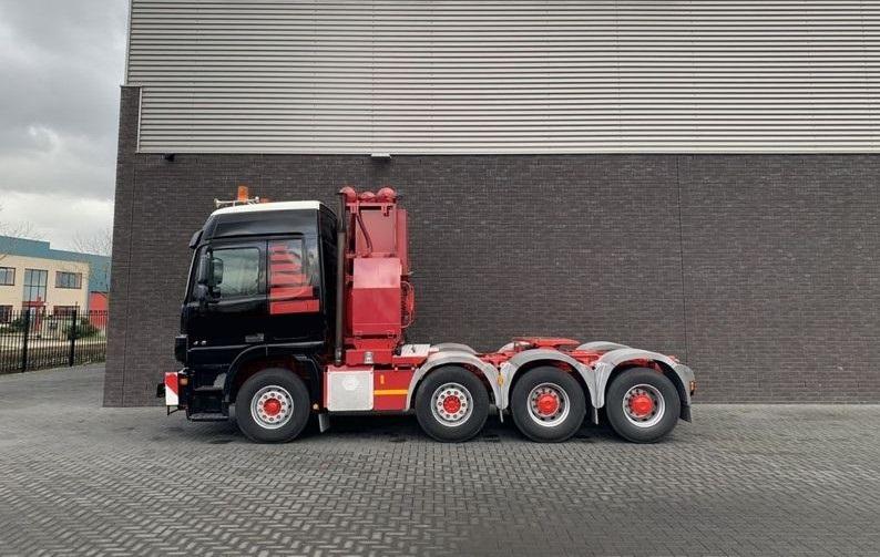 Mercedes Benz 4160 8x4 SLT Titan heavy Duty Tractor (9)
