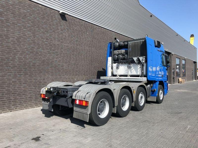 Mercedes Benz 4160 SLT 8x4 Heavy Duty Tractor 250t (4)