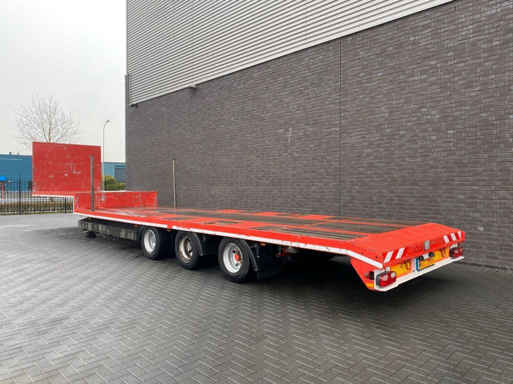 Pacton 3 Axle Semi Low Loader (4)