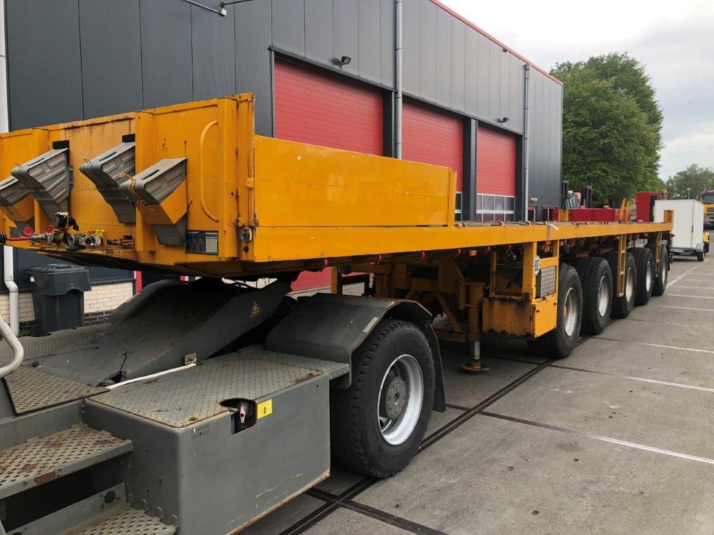 SD.2350 Kromhout 5 VON 23-50 4H 5-axle ballast oplegger (1)