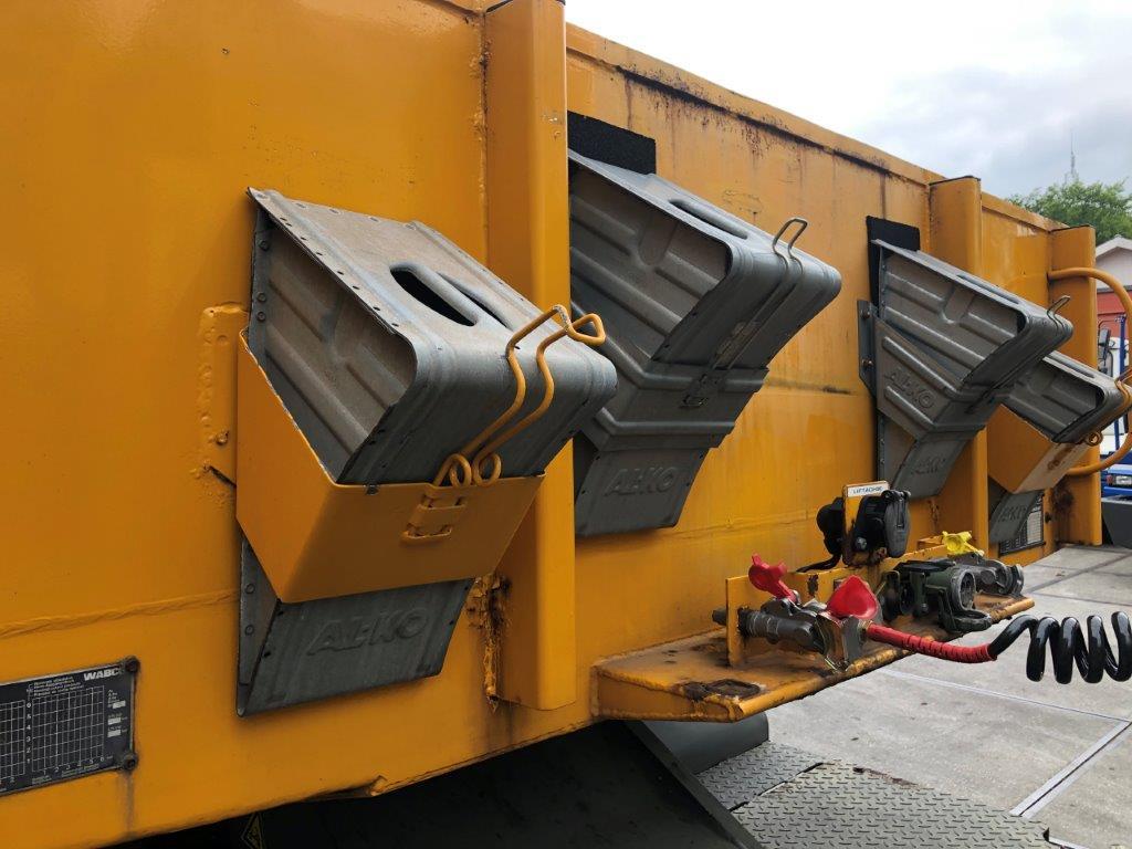 SD.2350 Kromhout 5 VON 23-50 4H 5-axle ballast oplegger (13)