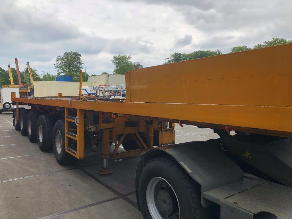 SD.2350 Kromhout 5 VON 23-50 4H 5-axle ballast oplegger (14)