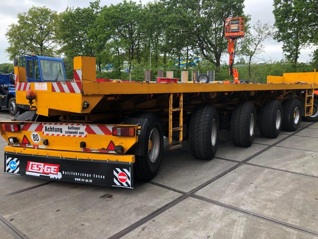 SD.2350 Kromhout 5 VON 23-50 4H 5-axle ballast oplegger (15)