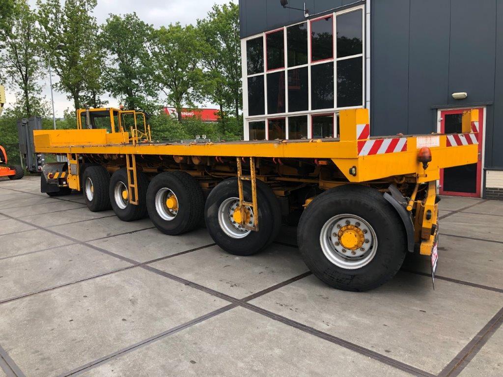 SD.2350 Kromhout 5 VON 23-50 4H 5-axle ballast oplegger (18)