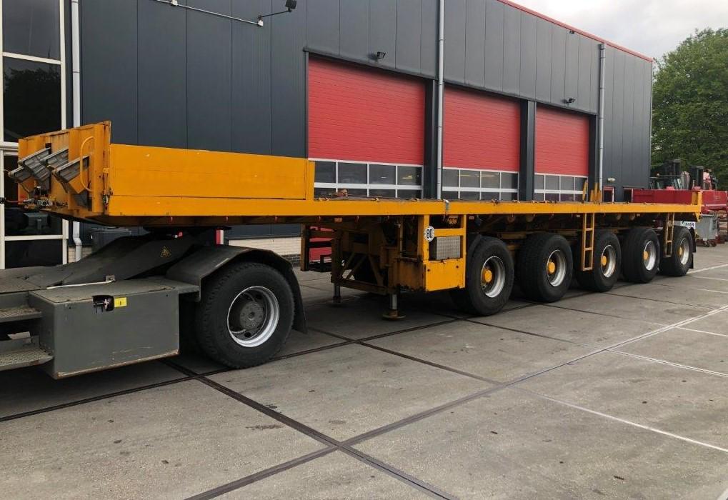 SD.2350 Kromhout 5 VON 23-50 4H 5-axle ballast oplegger (2)