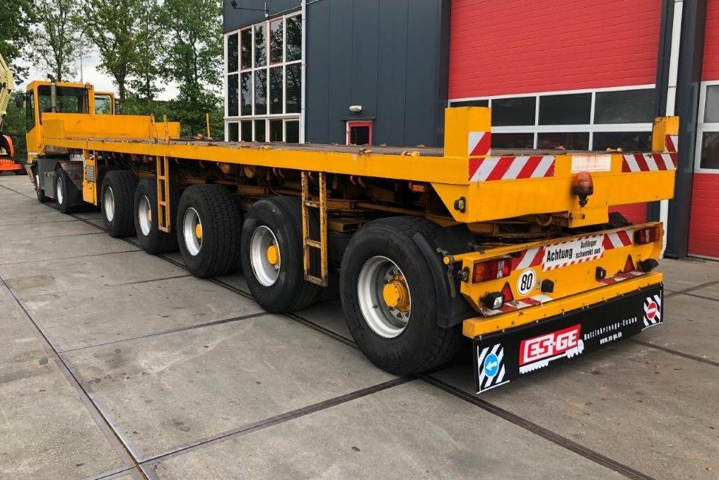 SD.2350 Kromhout 5 VON 23-50 4H 5-axle ballast oplegger (8)