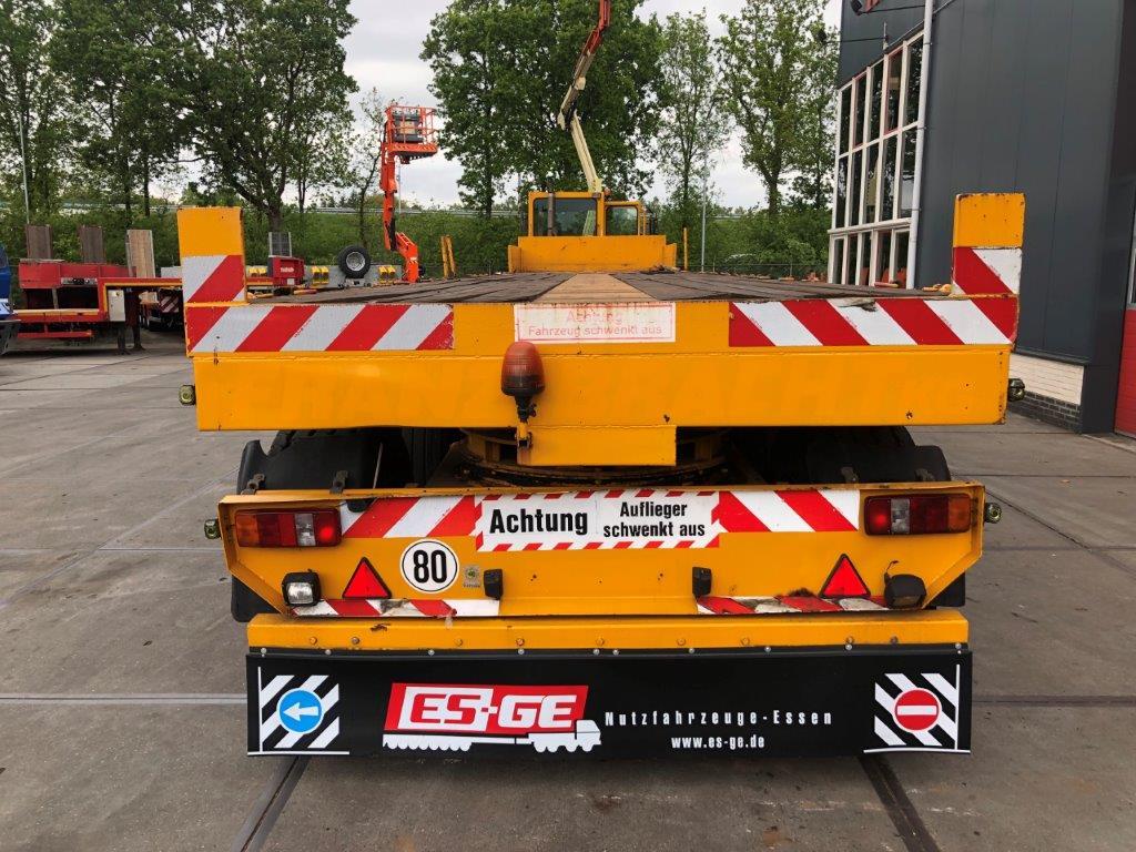 SD.2350 Kromhout 5 VON 23-50 4H 5-axle ballast oplegger (9)