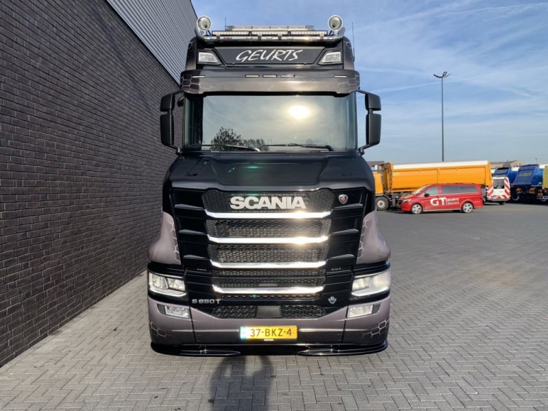 Scania - S 650 T 6X2 TRACTOR NEW TORPEDO NOSE HAUBE 2