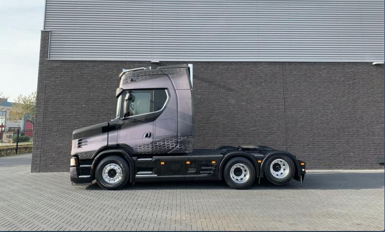 Scania - S 650 T 6X2 TRACTOR NEW TORPEDO NOSE HAUBE 5