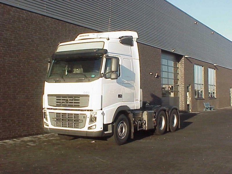 Volvo, FH 16 660 6X4 TRACTORS 3 X IN STOCK, Trekker, 2009