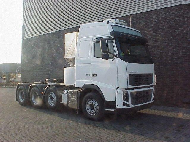 Volvo FH 16580 8x4-6