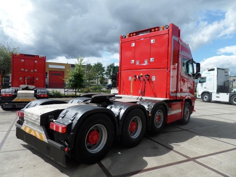 Volvo FH16 660 8x4 2008 28