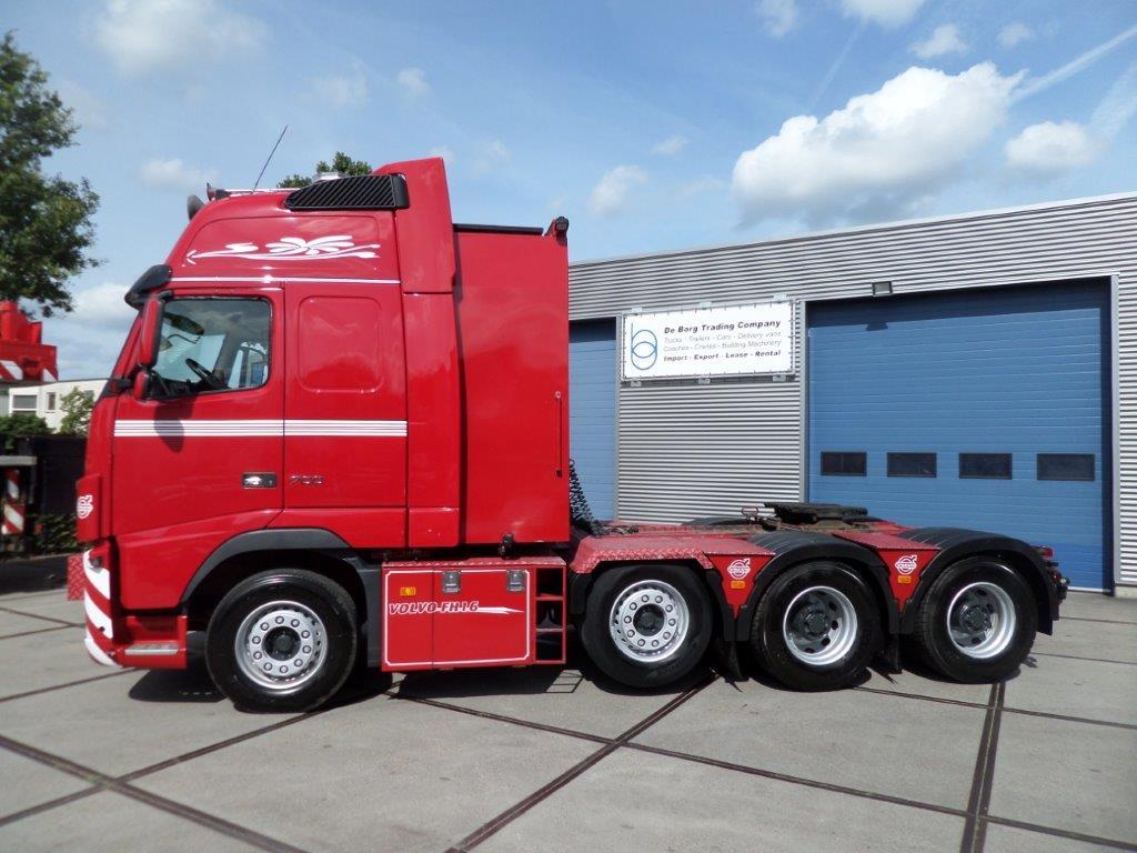 Volvo FH16 700HP 1