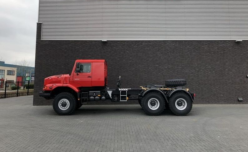 Mercedes Benz Zetros 3643 AS 6x6 (1)