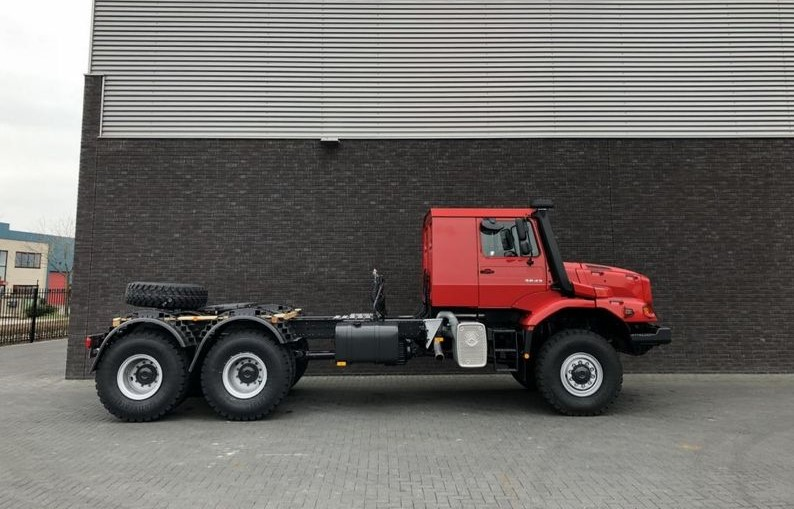 Mercedes Benz Zetros 3643 AS 6x6 (4)