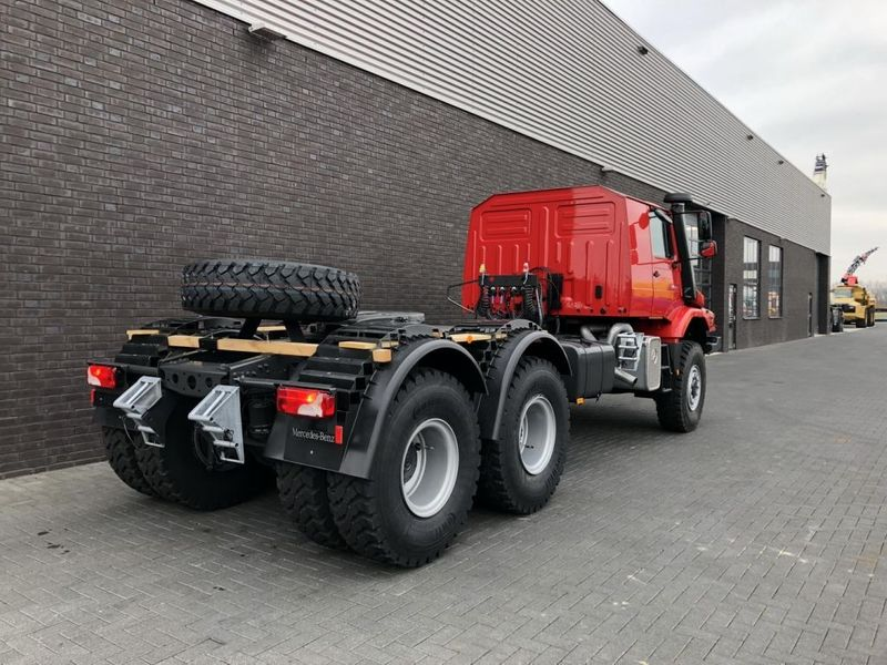 Mercedes Benz Zetros 3643 AS 6x6 (5)