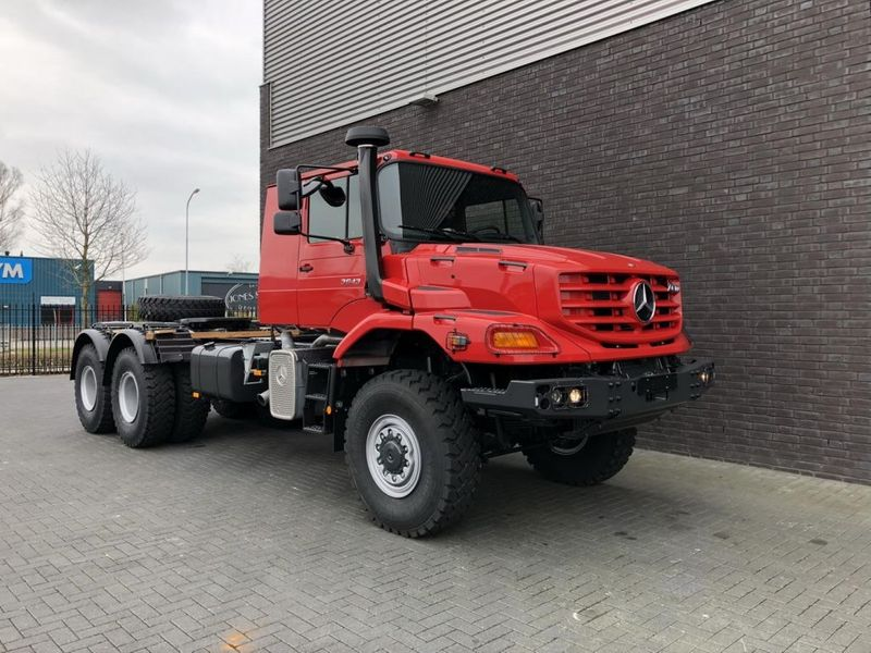 Mercedes Benz Zetros 3643 AS 6x6 (6)