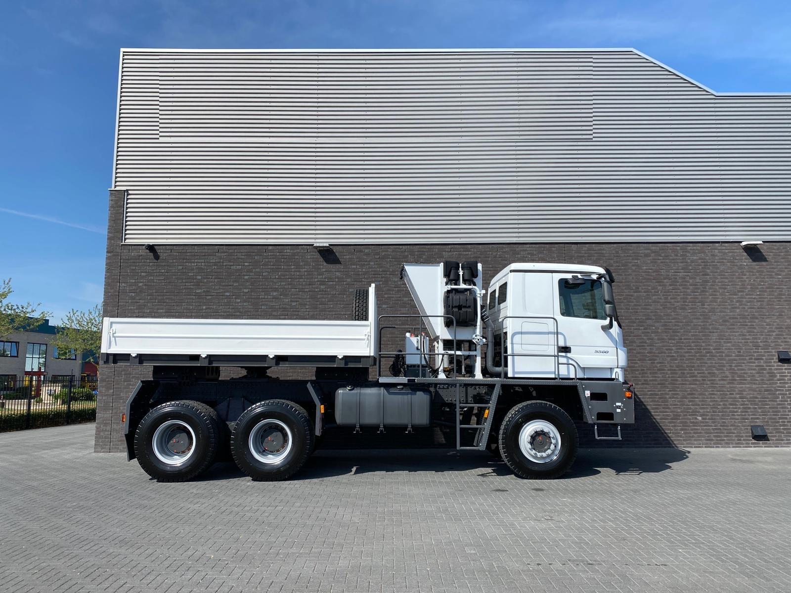 Titan Z52-600F6x6 500ton new 5