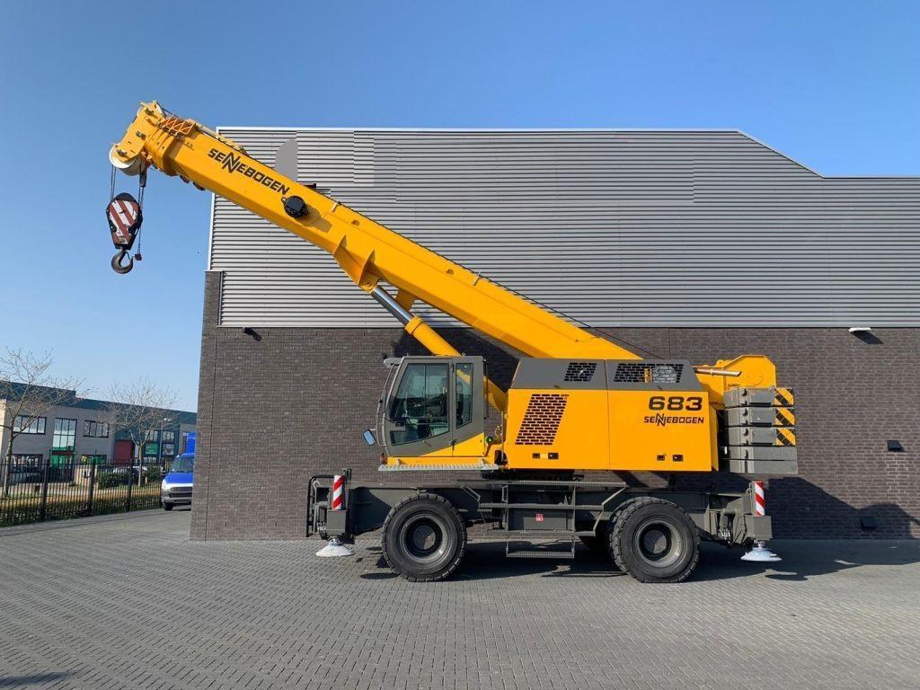 GT.8863 Sennebogen 638M 80 Ton crane (1)