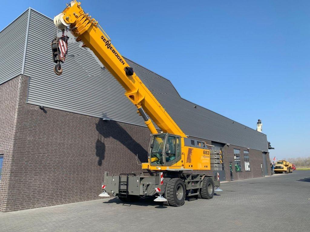 GT.8863 Sennebogen 638M 80 Ton crane (2)
