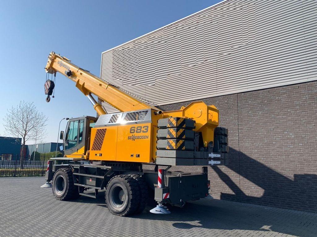 GT.8863 Sennebogen 638M 80 Ton crane (3)
