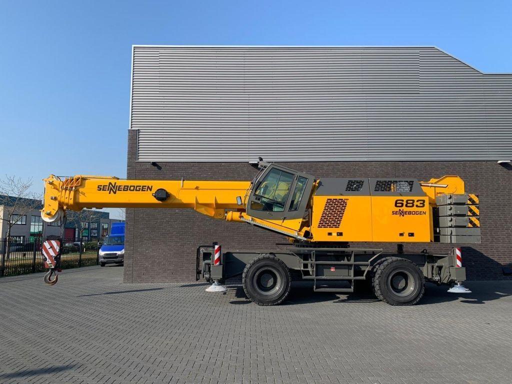 GT.8863 Sennebogen 638M 80 Ton crane (4)