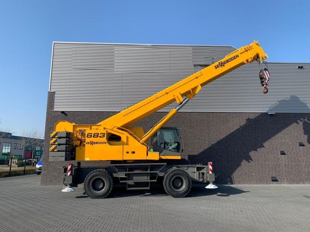 GT.8863 Sennebogen 638M 80 Ton crane (5)