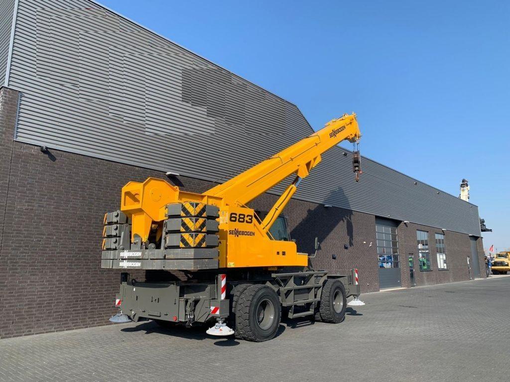 GT.8863 Sennebogen 638M 80 Ton crane (6)