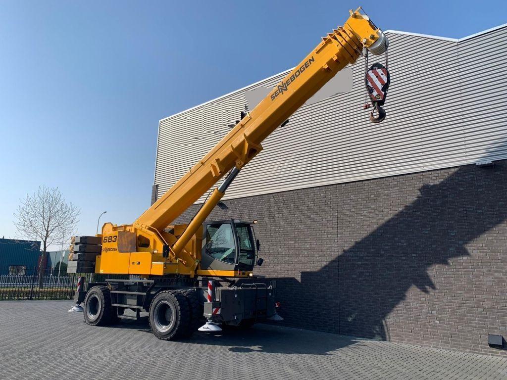GT.8863 Sennebogen 638M 80 Ton crane (7)
