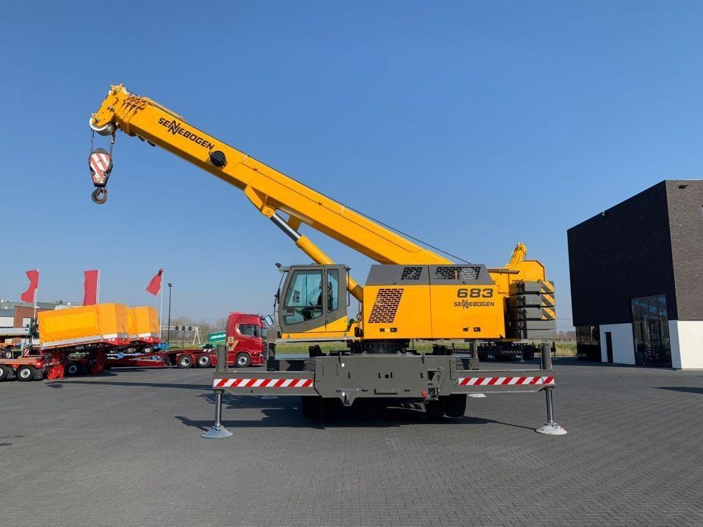 GT.8863 Sennebogen 638M 80 Ton crane (8)