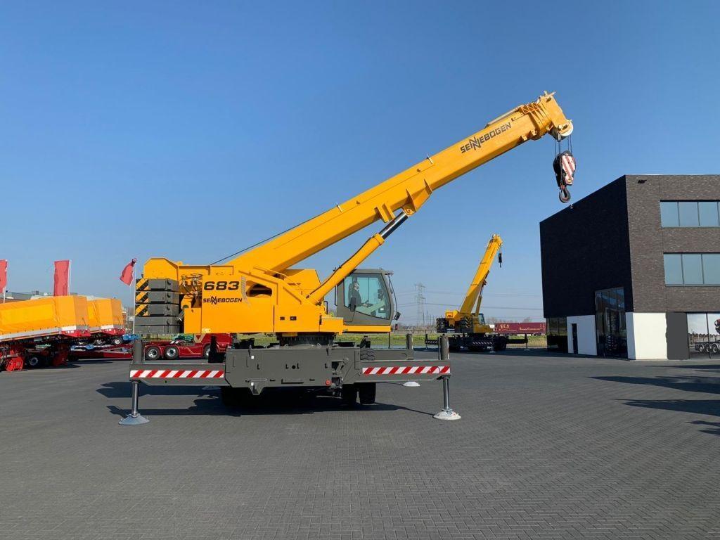 GT.8863 Sennebogen 638M 80 Ton crane (9)