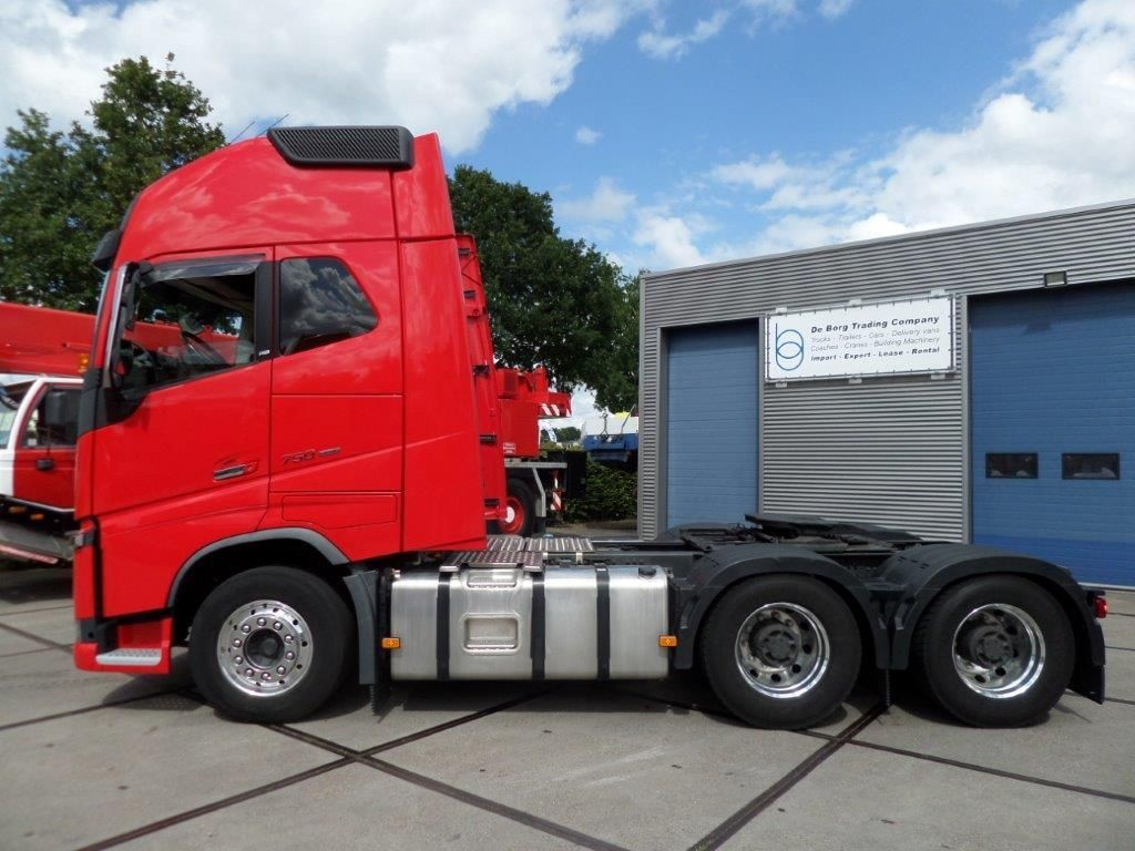 Volvo FH 16 750 6x4 Heavy Haulage tractor 2015 (2)