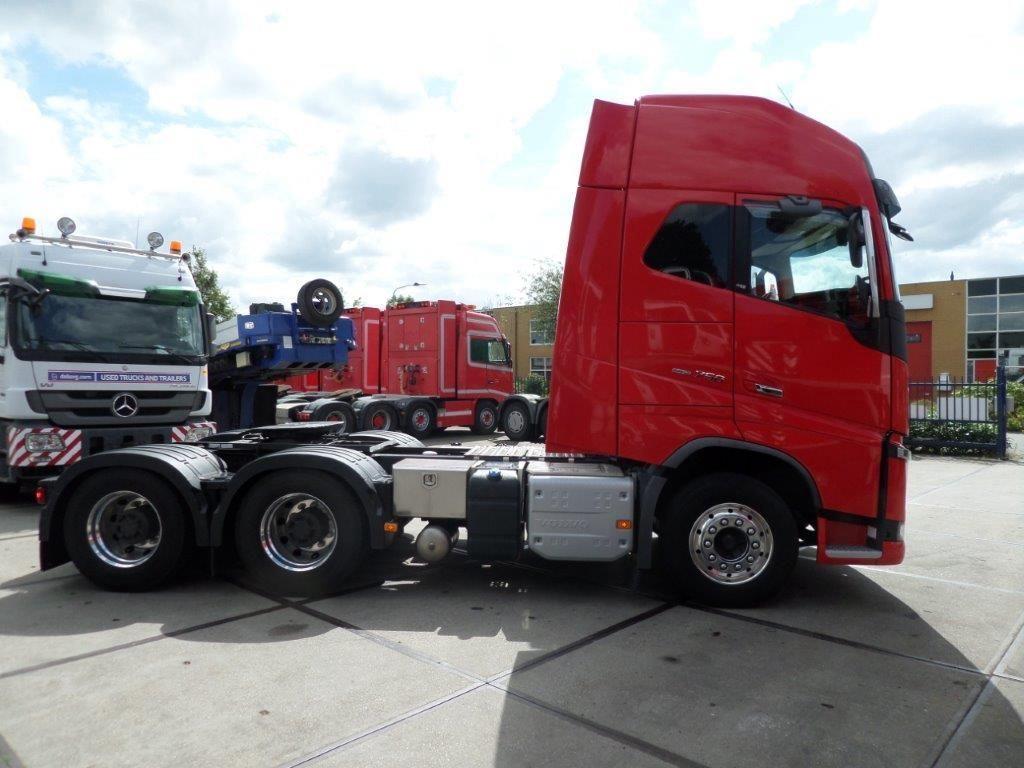 Volvo FH 16 750 6x4 Heavy Haulage tractor 2015 (5)