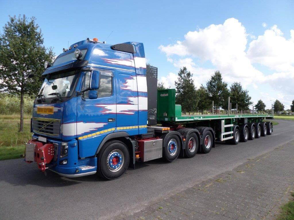 Nooteboom 0VB-102-06 Ballast trailer (1)