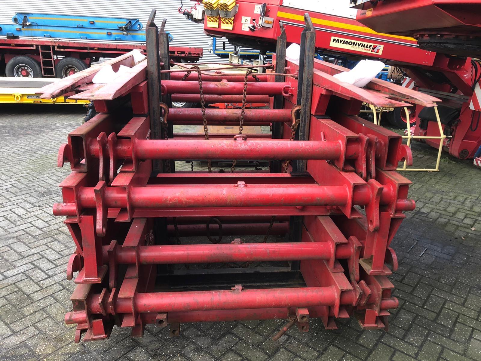 Greiner PW 120.10 Train Transporter 1