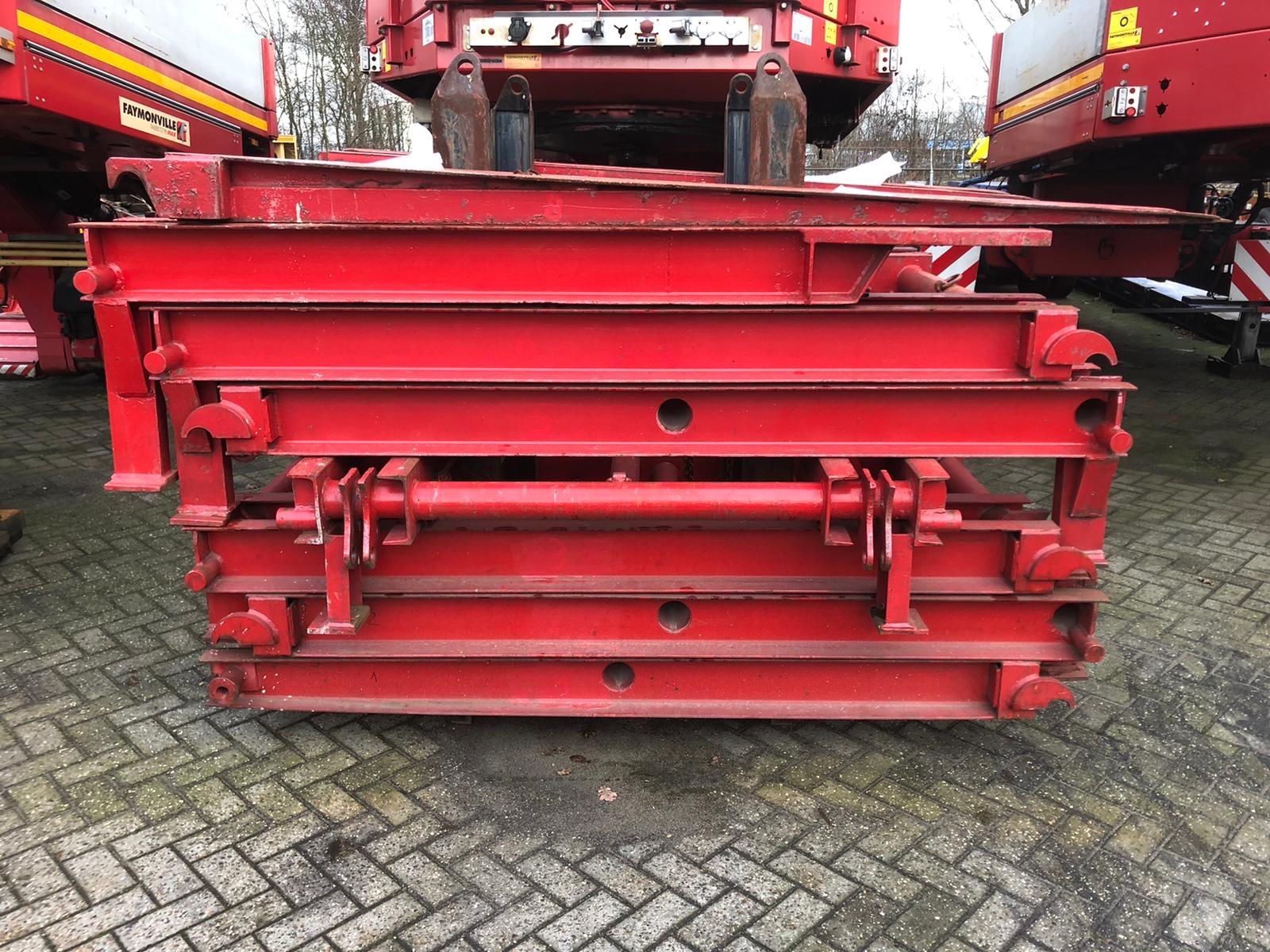 Greiner PW 120.10 Train Transporter 3
