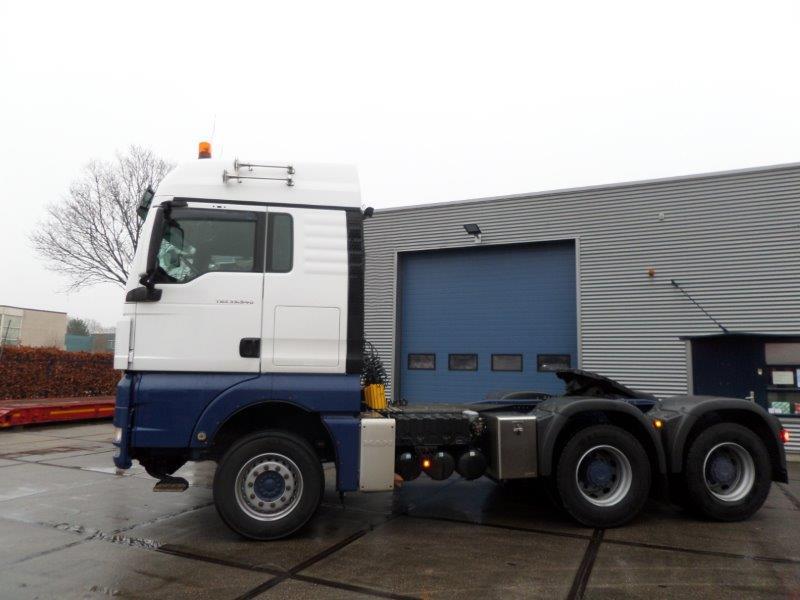 MAN 33.540 BLS Heavy Haulage Tractor 2012 (7)