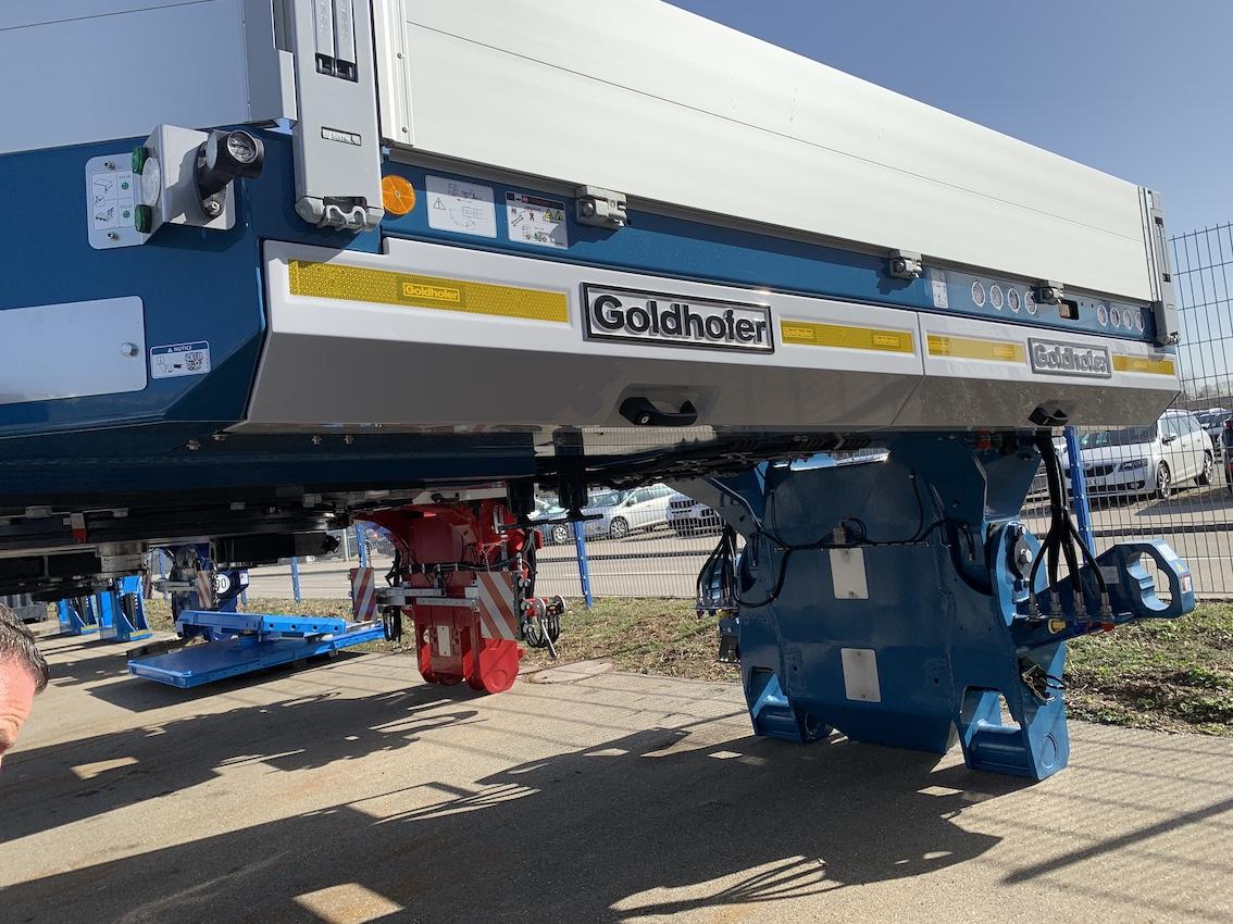 Goldhofer THP-SL Goosseneck new 1
