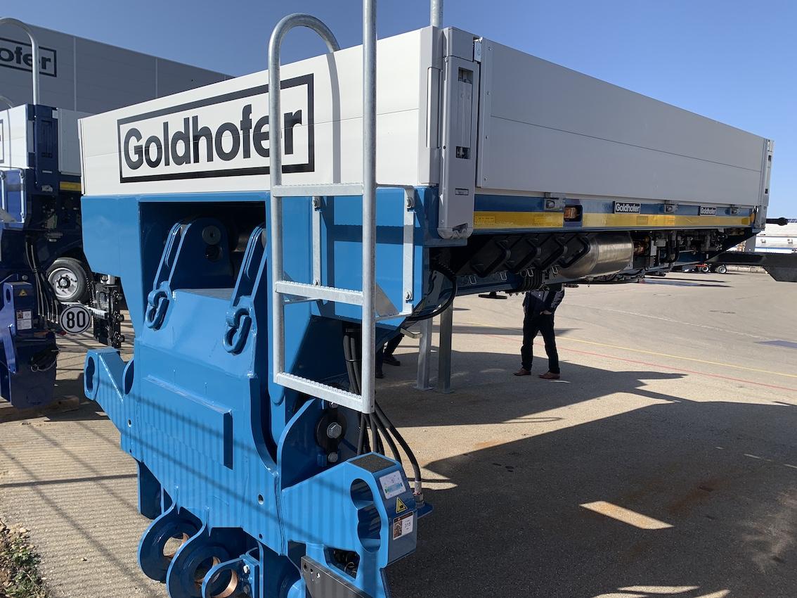 Goldhofer THP-SL Goosseneck new 10