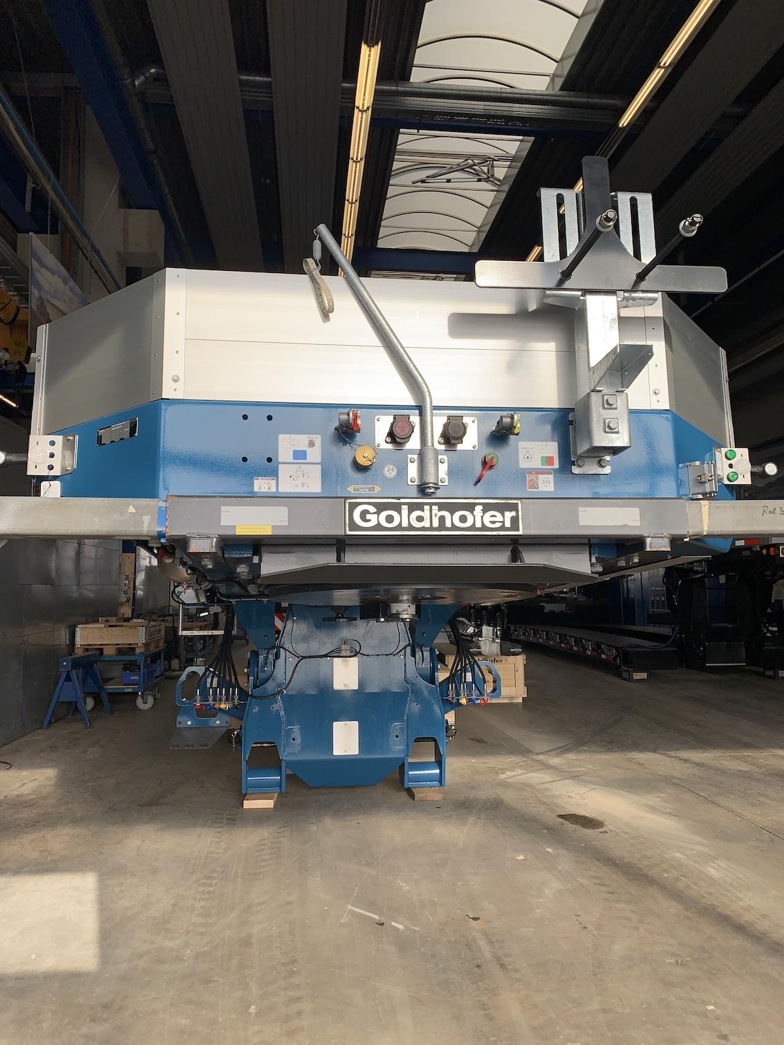 Goldhofer THP-SL Goosseneck new 23