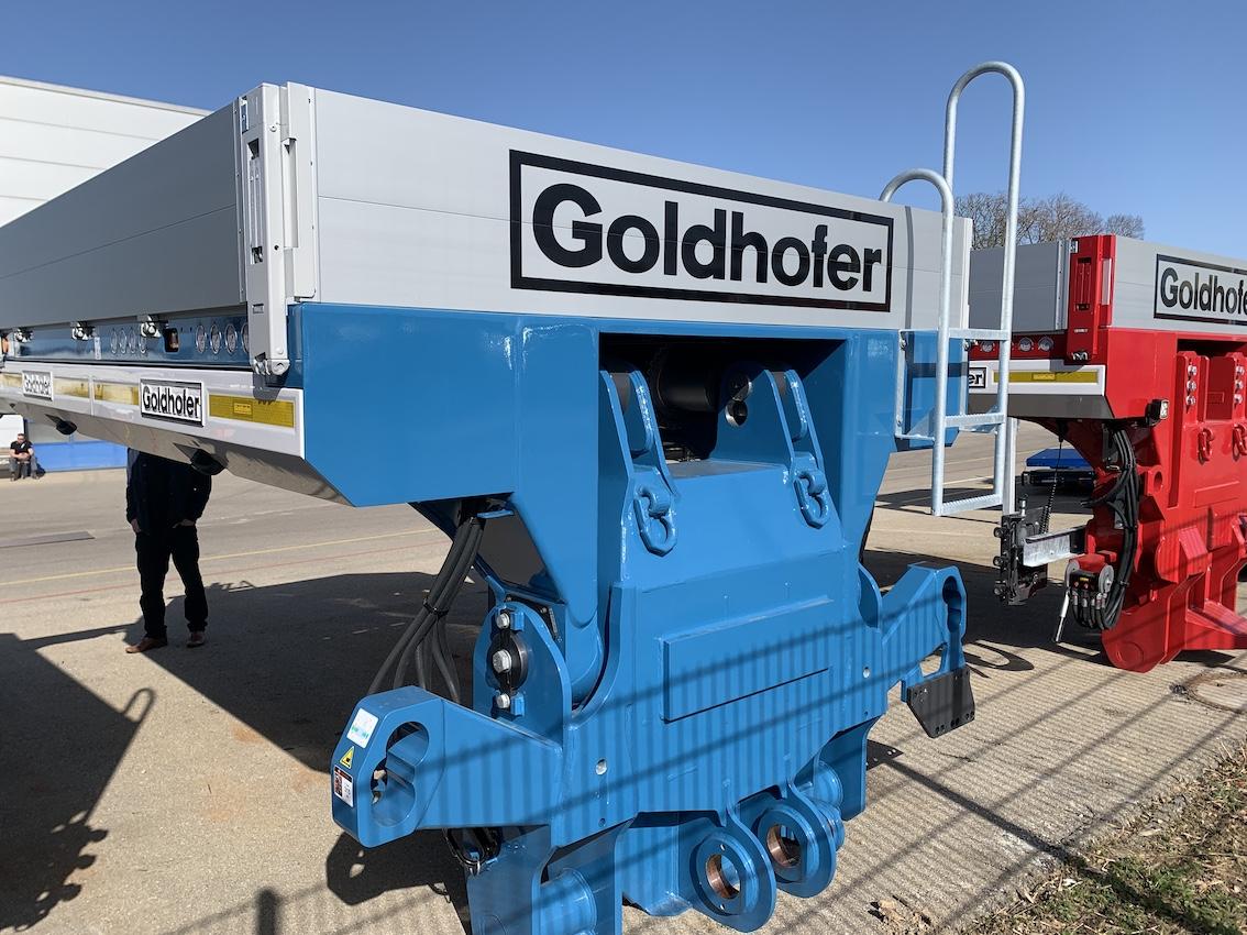 Goldhofer THP-SL Goosseneck new 9