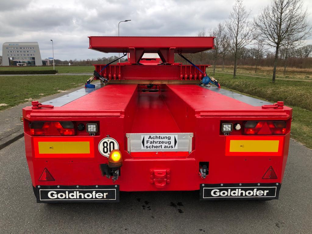 Goldhofer XLE (20) 3+5 2009