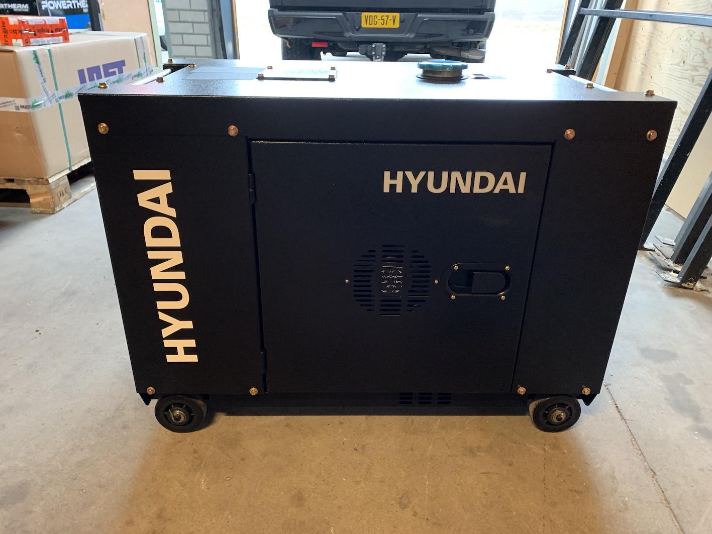 Hyundai heavy duty agregator HDG12 new 15