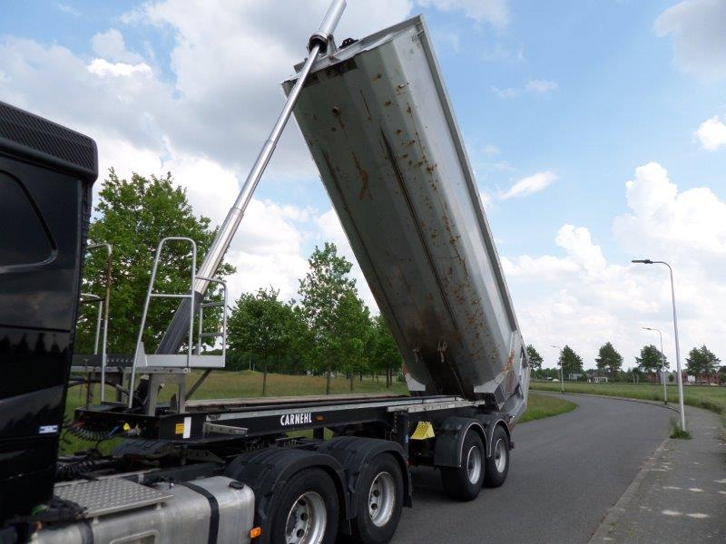 GTH.393 Volvo FH540 Heavy Haulage + kipper box (1)