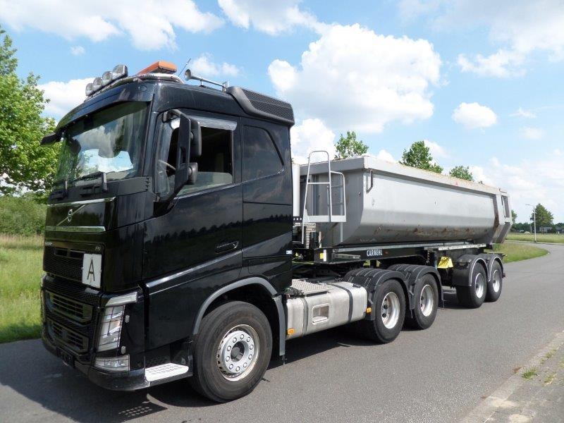 GTH.393 Volvo FH540 Heavy Haulage + kipper box (27)