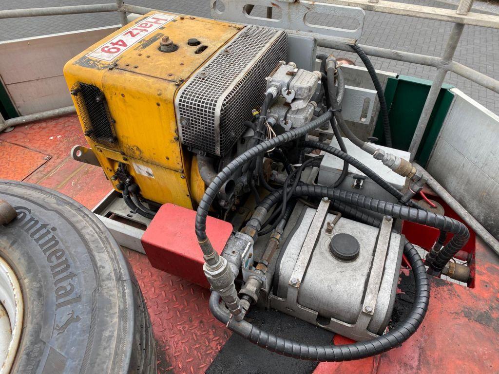 Goldhofer THP-ET 20 axle lines (12)
